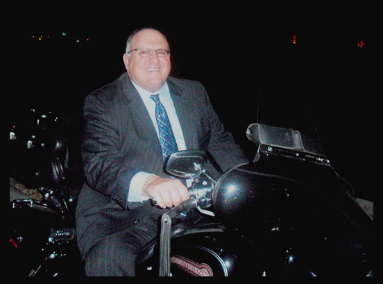 motorcycle injury, personal injury lawyer, empathetic, understands, Lawyer had motorcycle accident, Port St Lucie and Stuart Personal Injury Attorney, Welcome Back to Work, Lenny!